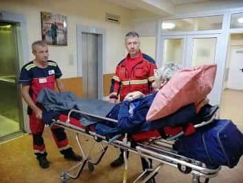 Перевозка больных Владимир